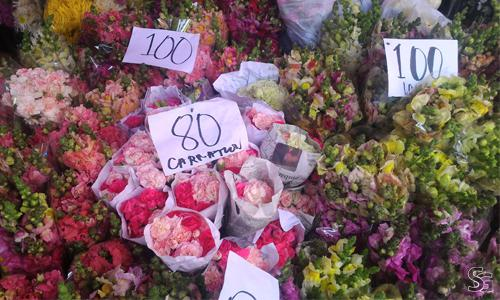 Wedding Flowers In The Philippines : Dangwa manila s home of the finest flowers for various