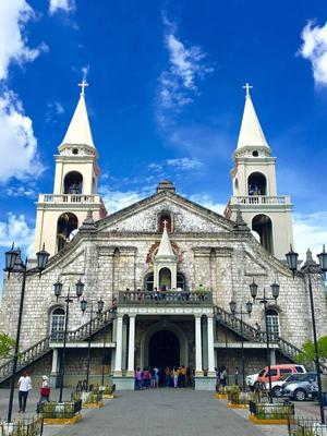 must-visit Catholic churches Iloilo
