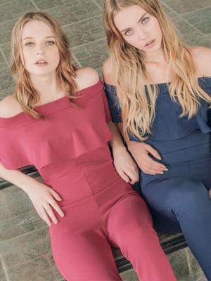 twinning summer fashion for friends