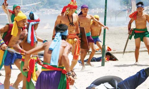 April festivals in Cebu Philippines