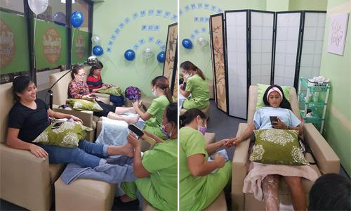 newly opened salon massage spa in Negros Occidental
