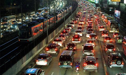 ways to deal with traffic in Metro Manila