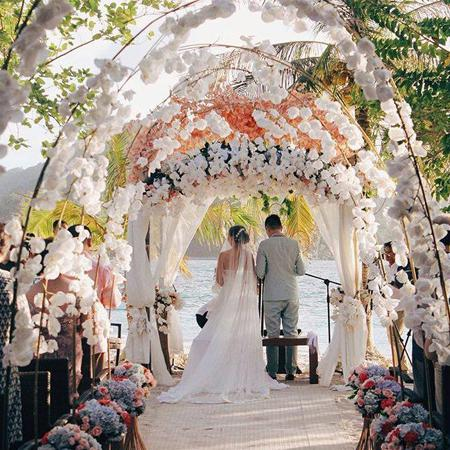 Top 10 best wedding venues in the philippines 2017 for Top 10 wedding venues