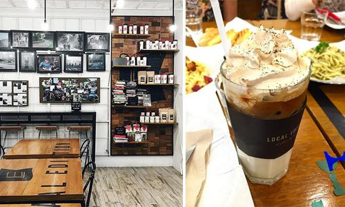coffee shops in Makati