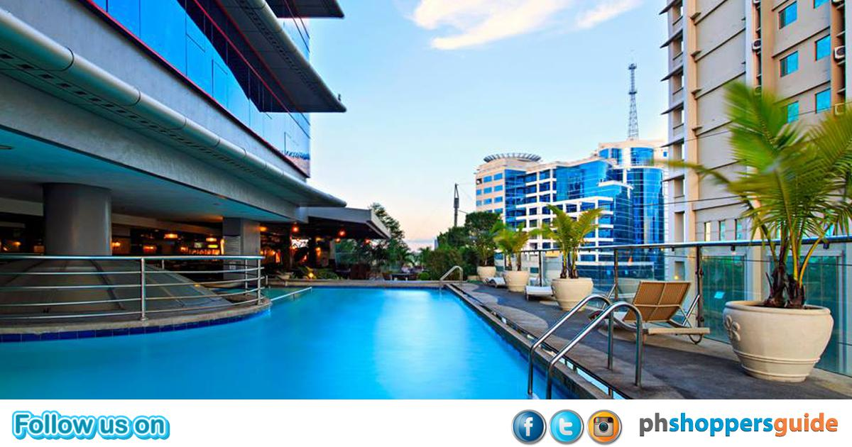 Five Newly Opened Or Renovated Hotels With Swimming Pools In Cebu