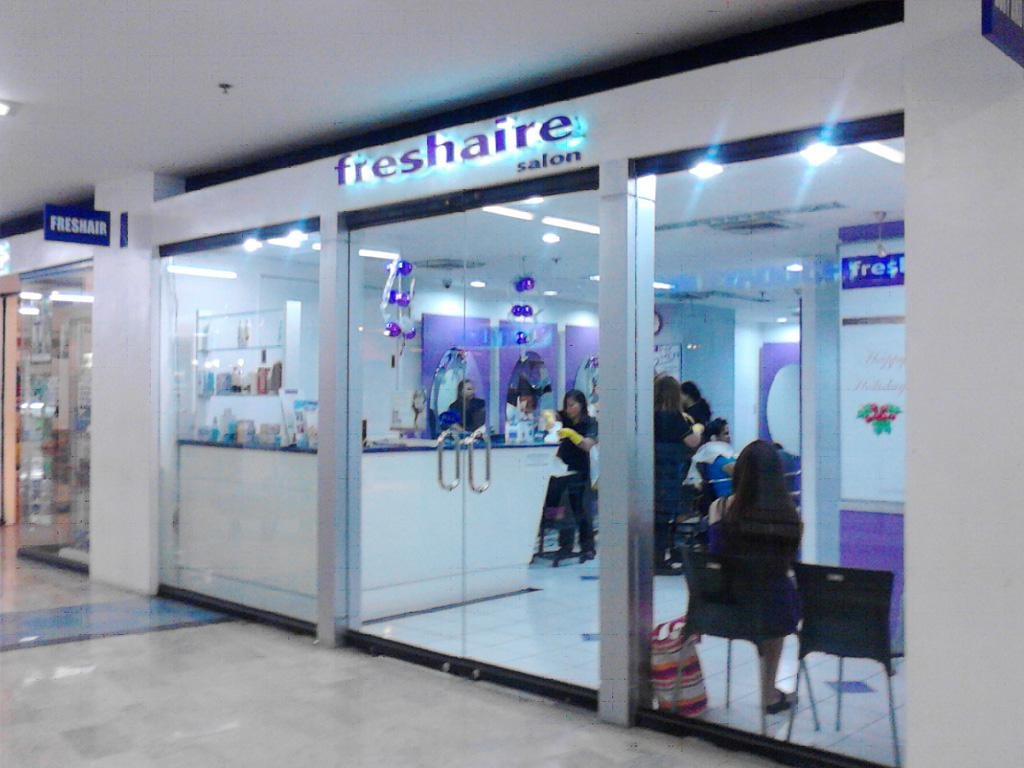 Freshaire Salon Sm City Sta Rosa Shoppersguide Philippines
